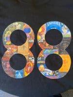Amnesia House - 88 Logo - T-shirt